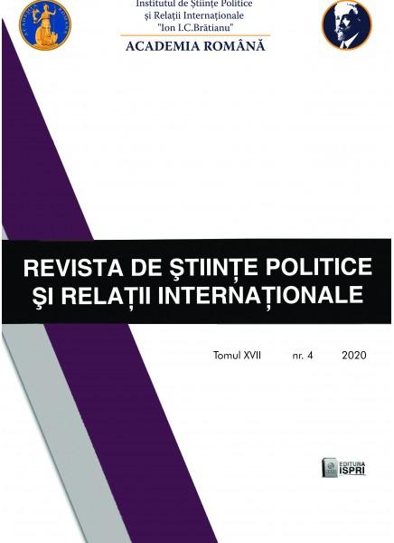 Revista de Științe Politice și Relații Internaționale Nr.4 / 2020