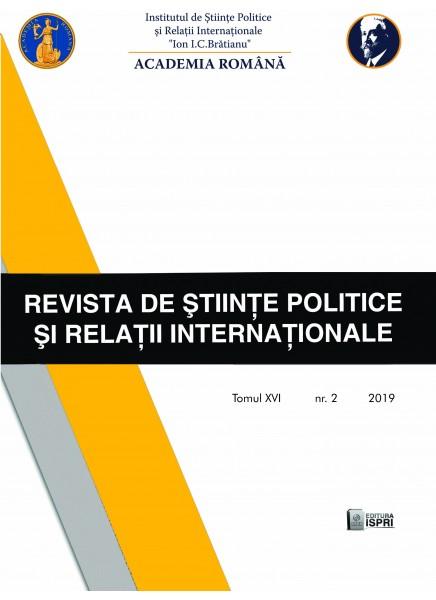Revista de Științe Politice și Relații Internaționale Nr. 2 / 2019