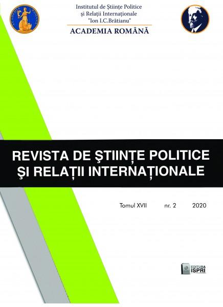 Revista de Științe Politice și Relații Internaționale nr.2 /2020