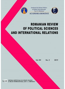 Romanian Review of Political Sciences and International Relations Nr.2 / 2019