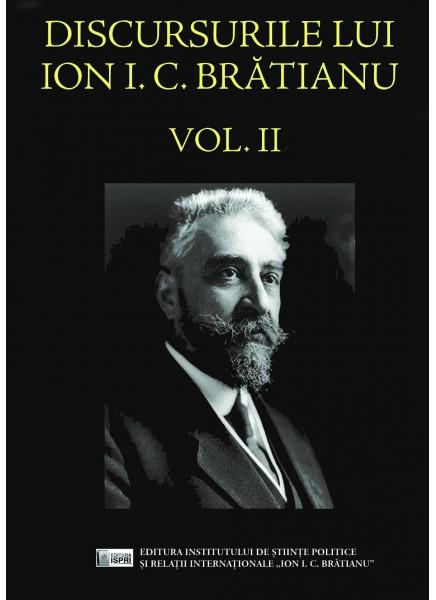 Discursurile lui Ion I.C.Bratianu vol.II 1909-1918