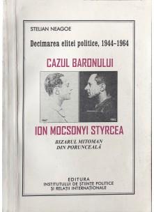 Cazul baronului Ion Mocsonyi Styrcea