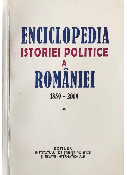 Enciclopedia istoriei politice a României 1859-2009 — Volumul I şi Volumul II