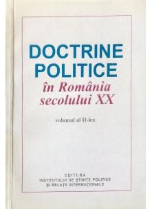 Doctrine politice în România secolului XX - Volumul al II-lea