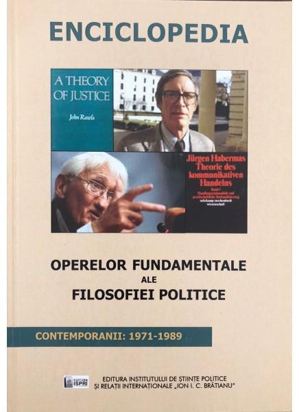 Enciclopedia operelor fundamentale ale filosofiei politice - Contemporanii 1945-1970