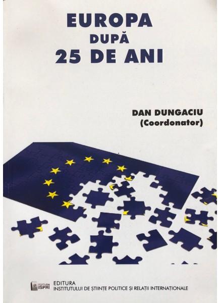 EUROPA după 25 de ani