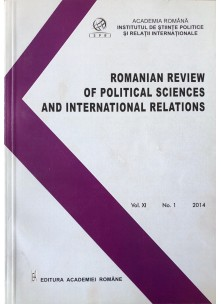 Romanian Review of Political Sciences and International Relations Nr.1 / 2014
