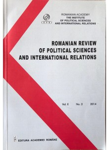 Romanian Review of Political Sciences and International Relations Nr.2 / 2014