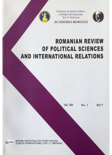 Romanian Review of Political Sciences and International Relations Nr.1 / 2017