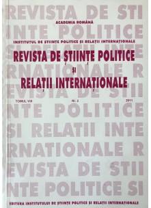 Revista de Științe Politice și Relații Internaționale nr.2 /2011