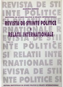 Revista de Științe Politice și Relații Internaționale nr.3 /2011