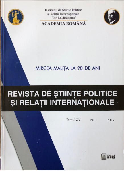 Revista de Științe Politice și Relații Internaționale nr.1 /2017