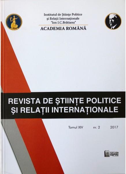 Revista de Științe Politice și Relații Internaționale nr.2 /2017