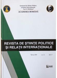 Revista de Științe Politice și Relații Internaționale nr.3 /2017