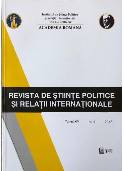 Revista de Științe Politice și Relații Internaționale nr.4 /2017