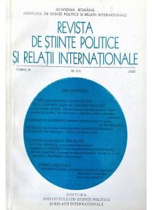 Revista de Științe Politice și Relații Internaționale nr.2 /2006