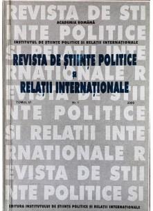 Revista de Științe Politice și Relații Internaționale nr.1 /2009