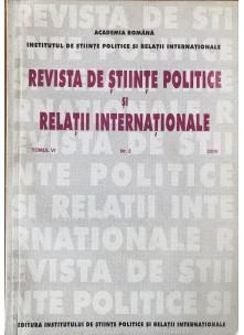 Revista de Științe Politice și Relații Internaționale nr.2 /2009