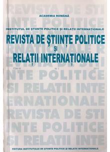 Revista de Științe Politice și Relații Internaționale nr.1 /2010