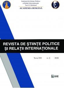 Revista de Științe Politice și Relații Internaționale nr.3 / 2020