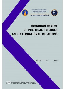 Romanian Review of Political Sciences and International Relations Nr. 1/ 2019